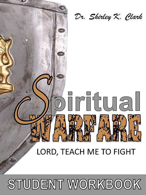 Spiritual Warfare Student Workbook