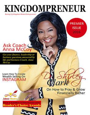 Kingdompreneur Magazine