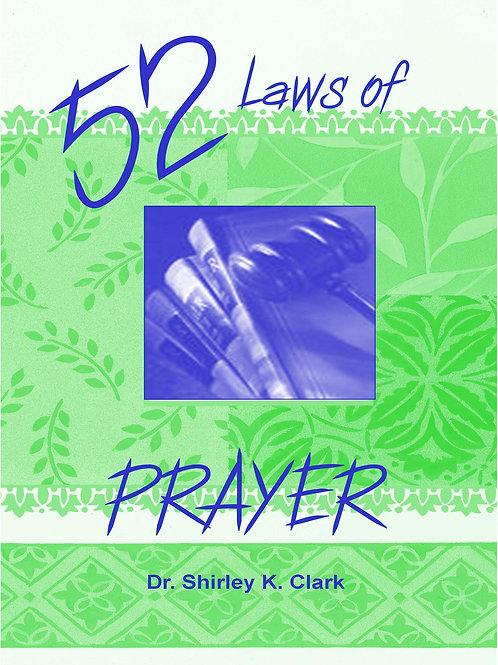 52  Laws of Prayer