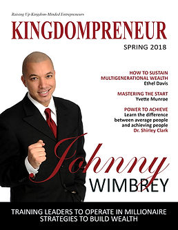 Revised.Spring Issue 2018.Kingdompreneur