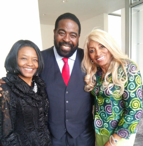 Les Brown, Dr. Clark & Dorothy Cook