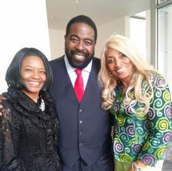 Les Brown, Dr. Clark & Dorothy Cook