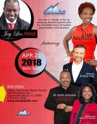 Revised Summit Flyer2New Venue.Dr. Johns