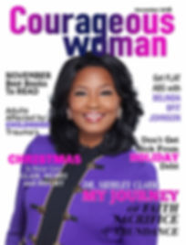 Courageous Woman Magazine
