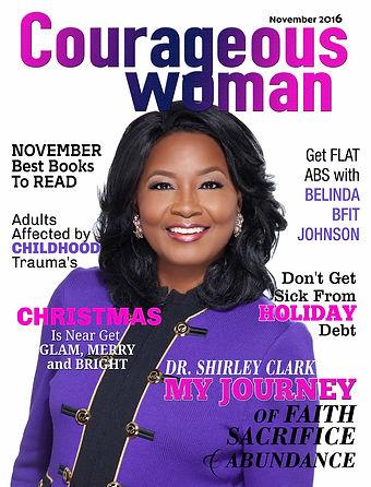 Courageous Woman Magazine
