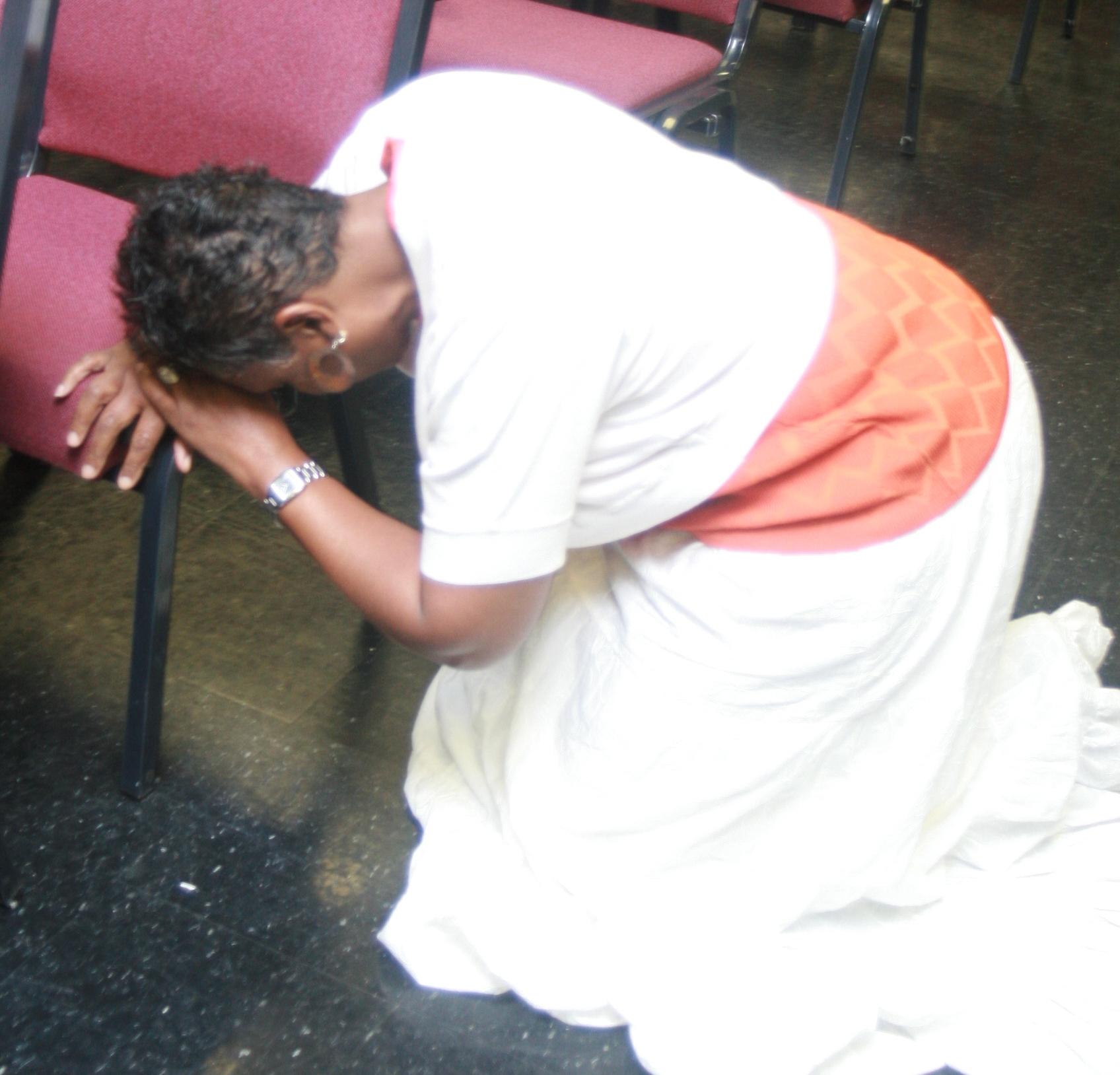 Praying Always With Perseverance