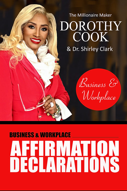 Business & Workplace Affirmation Declarations
