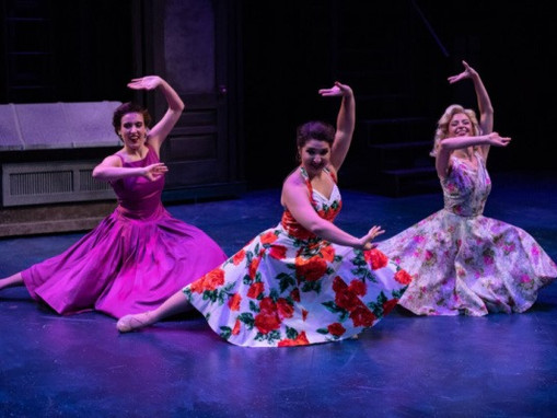 Francisca in West Side Story