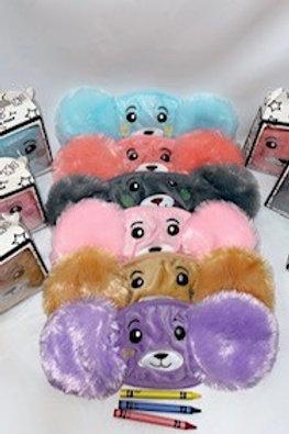 My Fuzzy Friends (Kids Earmuffs Full Set)