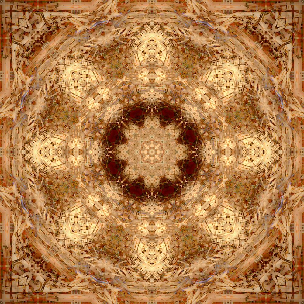 mandala kaleidoscope symmetry ornate brocade baroque
