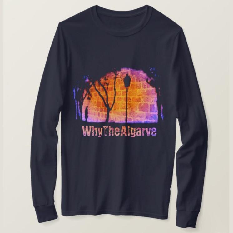 whythealgarve - sunset stones - blu ls.j