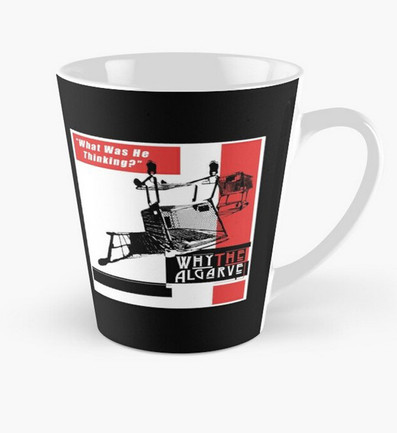 Hold up! Coffee mugs? Off the chain!