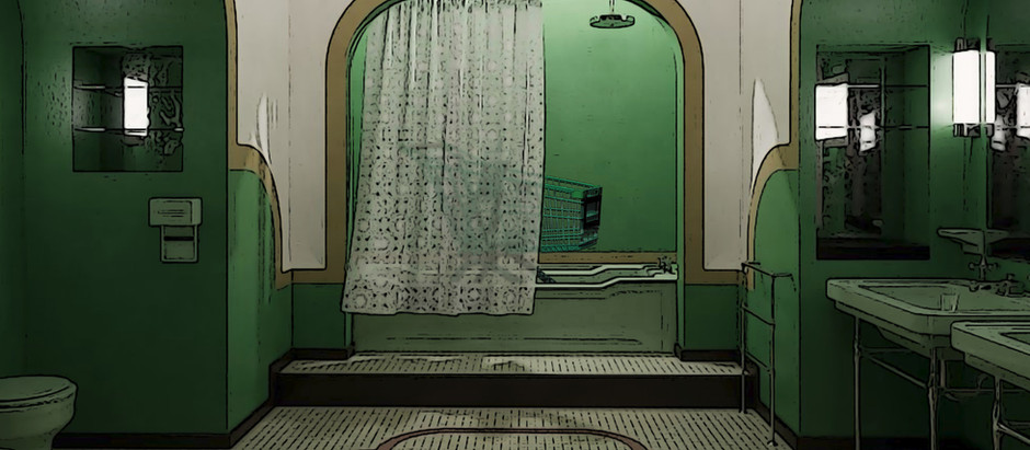 The Bathroom in Room 237