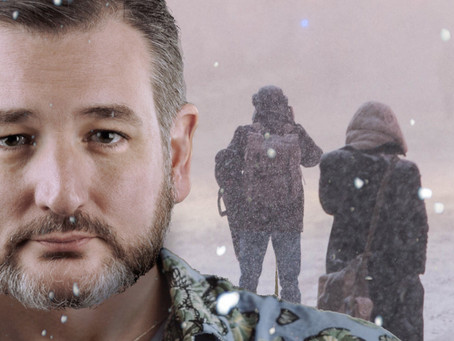 Ted Cruz Dreams of Cancun