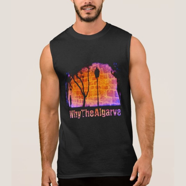 whythealgarve - sunset stones - black no