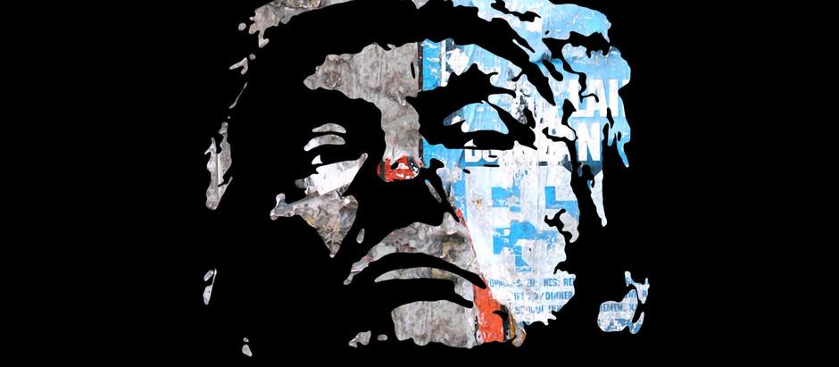 Portfolio: Trump - Torn Posters