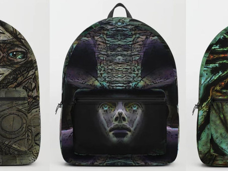 Some Recent Backpacks