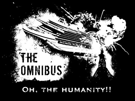 Potential T-Shirt for the Omnibus Podcast