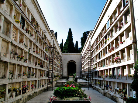 Hostel Owner Drinks Himself into the Hospital, Gives Me the Keys, and I Visit Verano Cemetery: Prt 2
