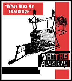 Shopping cart graphic WhyTheAlgarve merch