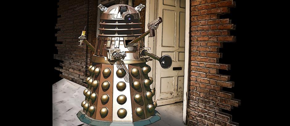 Portfolio: Door-to-Door Daleks