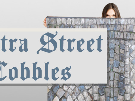 Sintra Street Cobbles