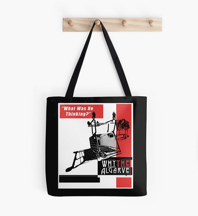 Tote bags? Getting crazy now...