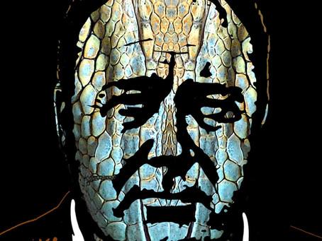 Portfolio: Alex Jones - Lizard Skinned