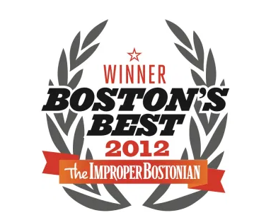 Winner best acupuncture 2012 Improper Bostonian.png