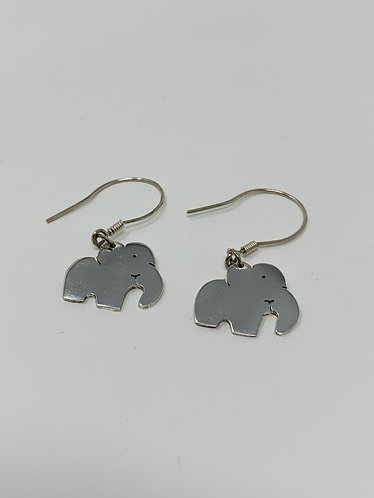 Elephant Trunk Earrings