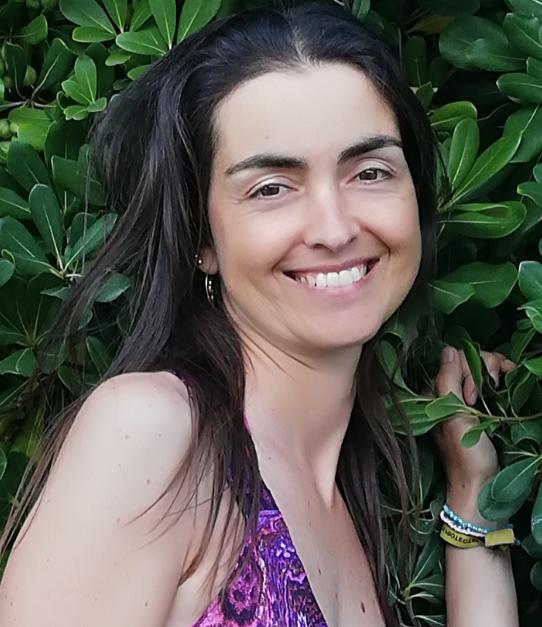 Maria Abreu - Coach