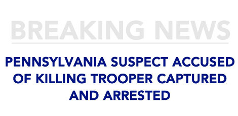 Accused in Killing of Trooper, Is Reported Held in Pennsylvania