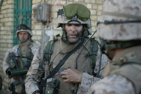 Legendary Marine Maj. Zembiec, the 'Lion of Fallujah,' died in the service of the CIA