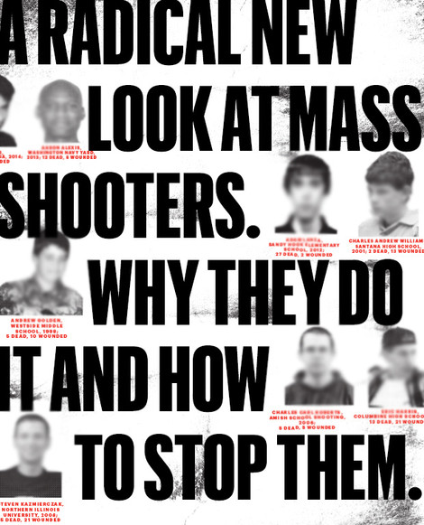 Everything we think we know about mass shooters is wrong.