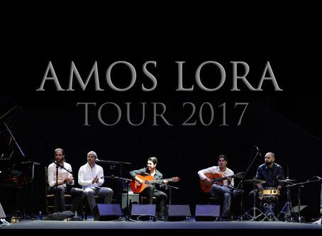 """Amós Lora presenta en concierto en Barcelona su segundo album """"Así lo veo"""""""