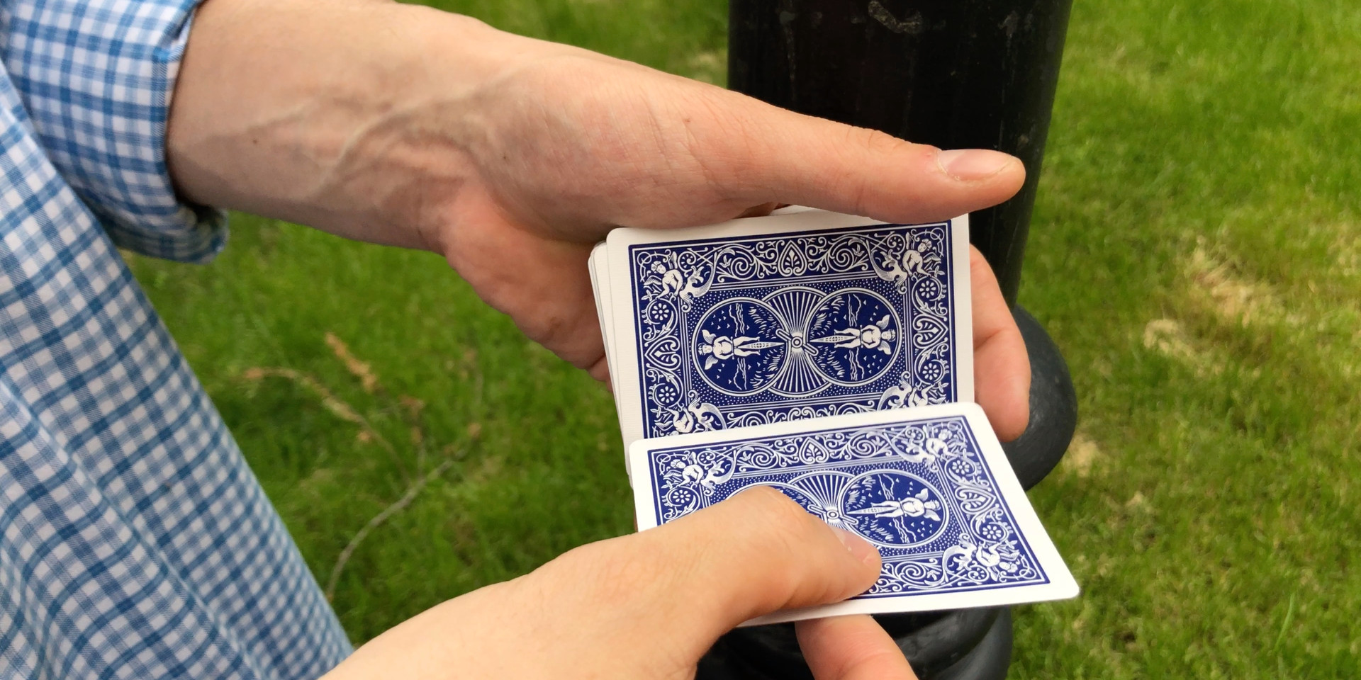 Erdnace card vanish