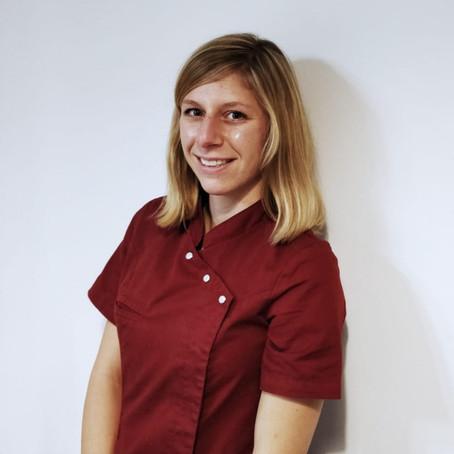 Emilie François - Nouvelle assistante
