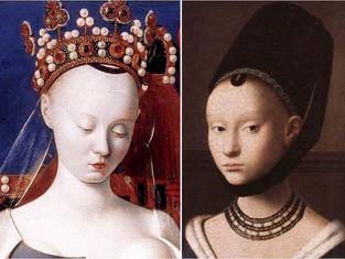 Pseudo-alopecia na arte: a moda na Idade Média e Renascença