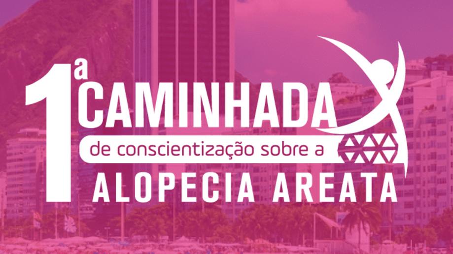 1a Caminhada de Conscientização sobre a Alopecia Areata