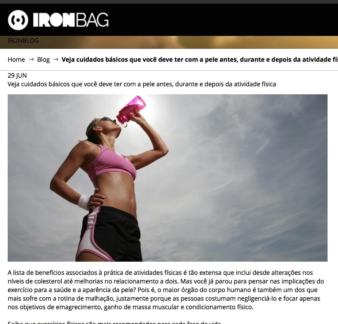 Pele e Exercício