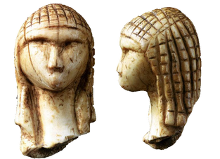 A Vênus de Brassempouy: os cabelos na pré-história