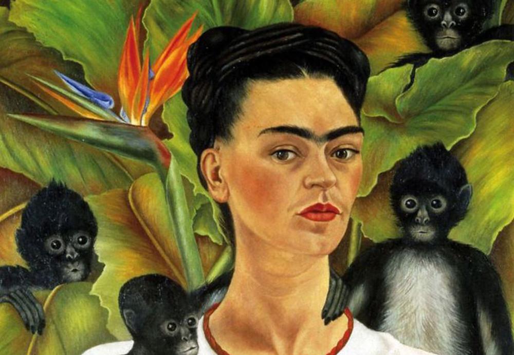Frida Kahlo monocelha