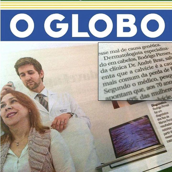 Calvície: Novidades