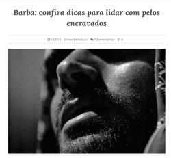 Barba: Pelos Encravados
