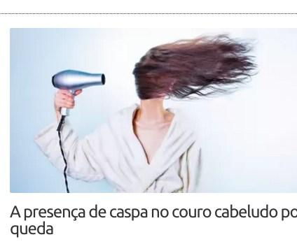 Queda de cabelo: Mitos