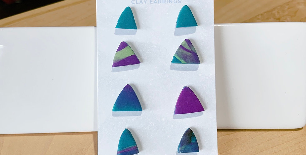 Minis I Style | Clay Earrings