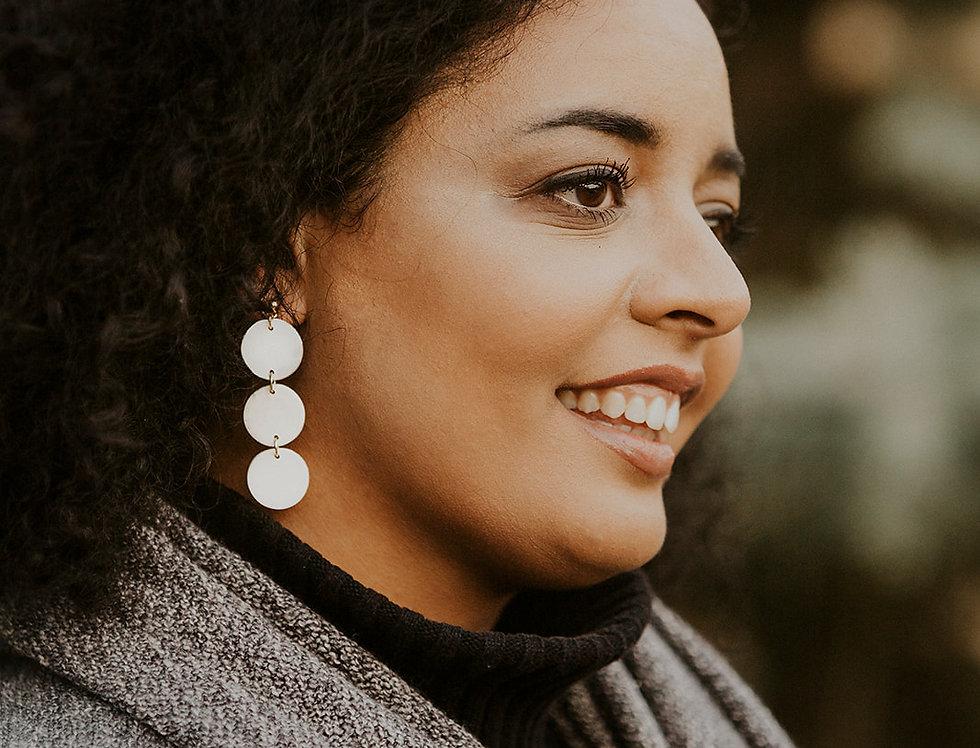 Three Sisters | Wholesale Clay Earrings