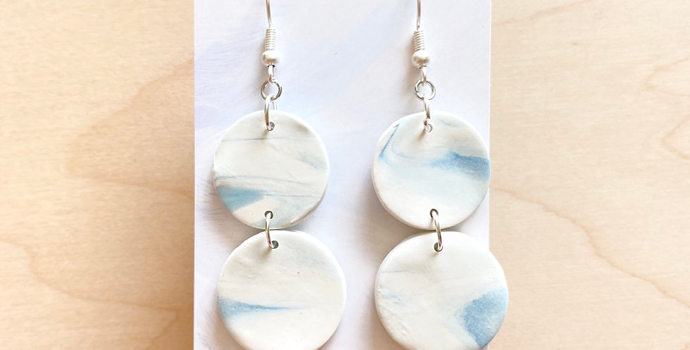 Life-Giving Friends | Clay Earrings