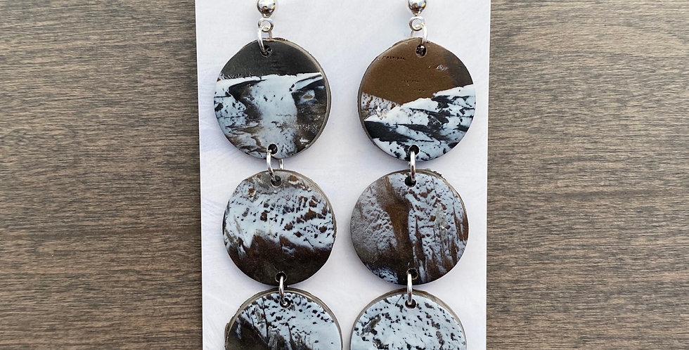 Owl Feather Stones | Mountain Collection