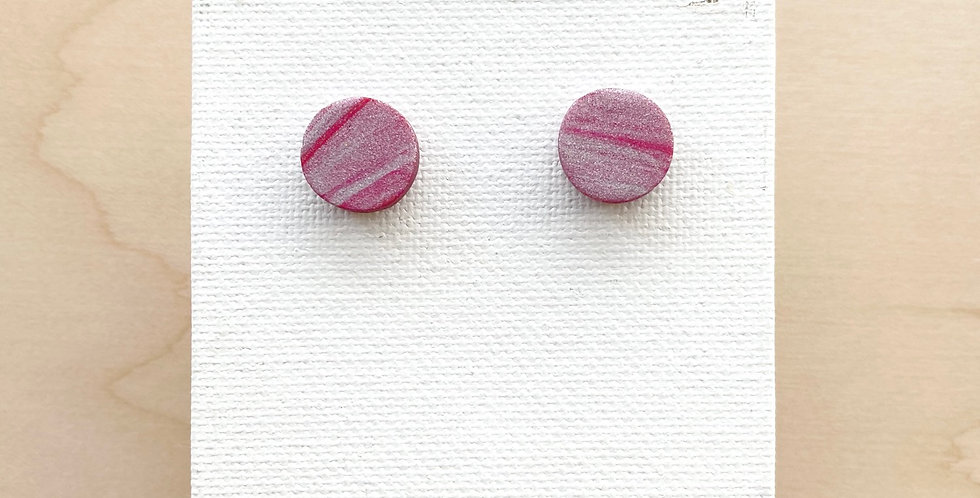 Freedom to Be Unique | Clay Earrings